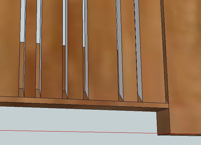 [Projet] Portail battant en bois Captur12