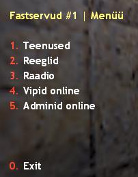 M menu Ax10