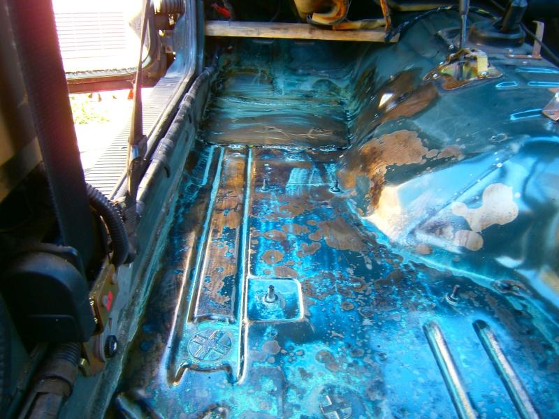 remise en état plancher xj P6190012