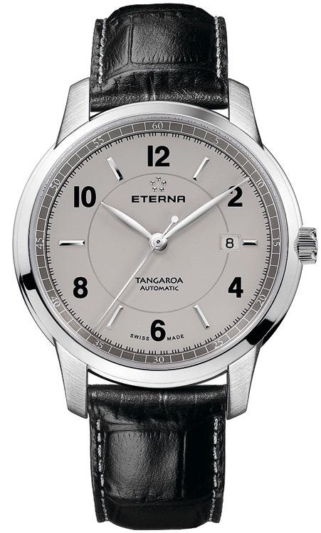Eterna - ETERNA : gamme Tangaroa 3 aiguilles Eterna10