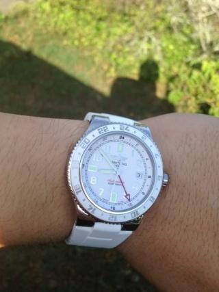 Ma 1ère montre... GMT pour poignet femme Yep10