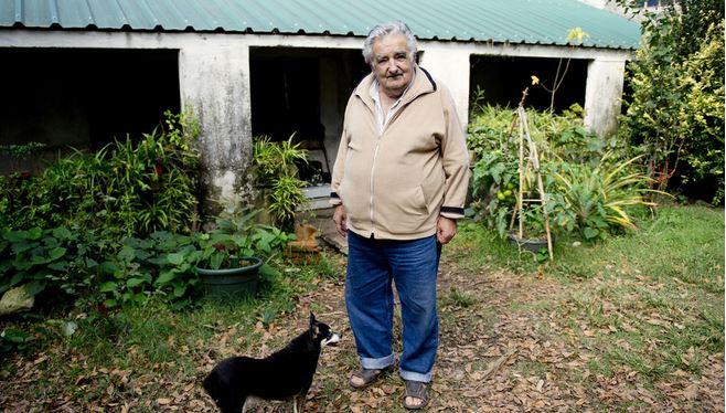 José Mujica ou le parcours atypique d'un homme authentique. Jose-m10