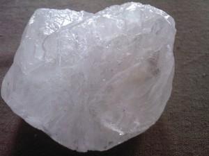 Doit-on se méfier de l'aluminium contenu dans la pierre d'alun ? Pierre10