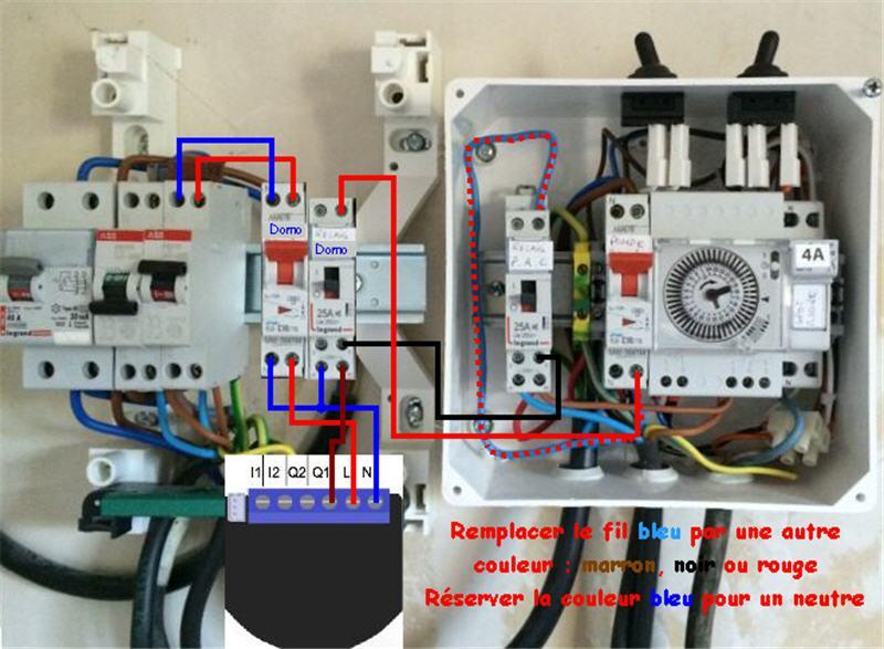 """Module Z-wave pour """"domotiser"""" sa pompe de filtration et PAC Gilles10"""