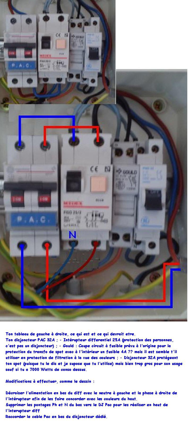 Raccordement élect. PAC pour asservissement filtration Escatop (RÉSOLU) Tablea12