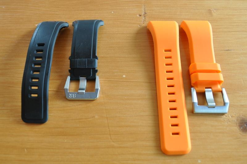 Bracelet caoutchouc BR02 Dsc_9510