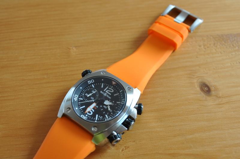 Bracelet caoutchouc BR02 Dsc_9610