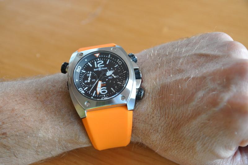 Bracelet caoutchouc BR02 Dsc_9611