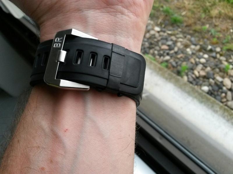 Bracelet caoutchouc BR02 Strap10