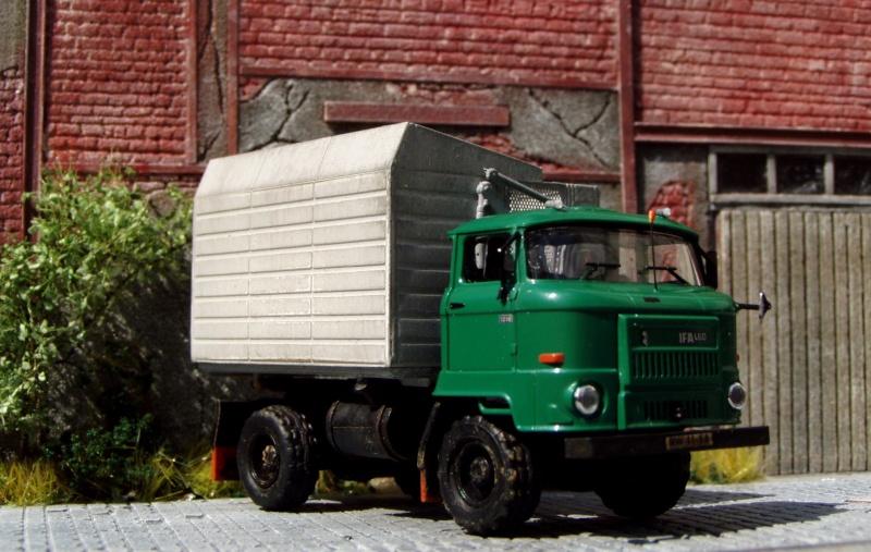 IFA L60 Häckselaufbau  F1010310