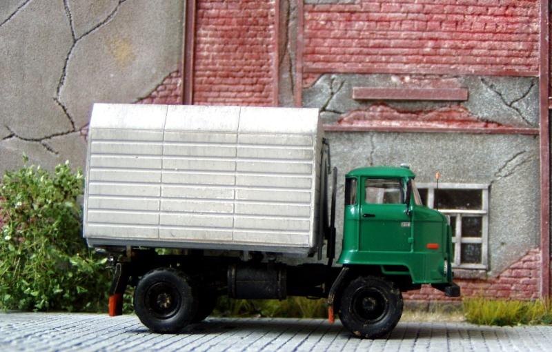 IFA L60 Häckselaufbau  F2014011