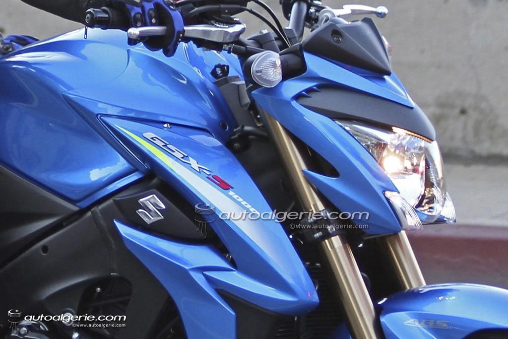 Le nouveau GSR 1000 en photos et vidéo promo - Page 3 Suzuki10
