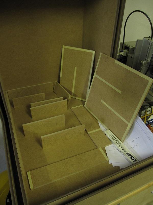 [Réalisation] Cabine insonorisée pour CNC... le sonomètre est de sortie Img_0457
