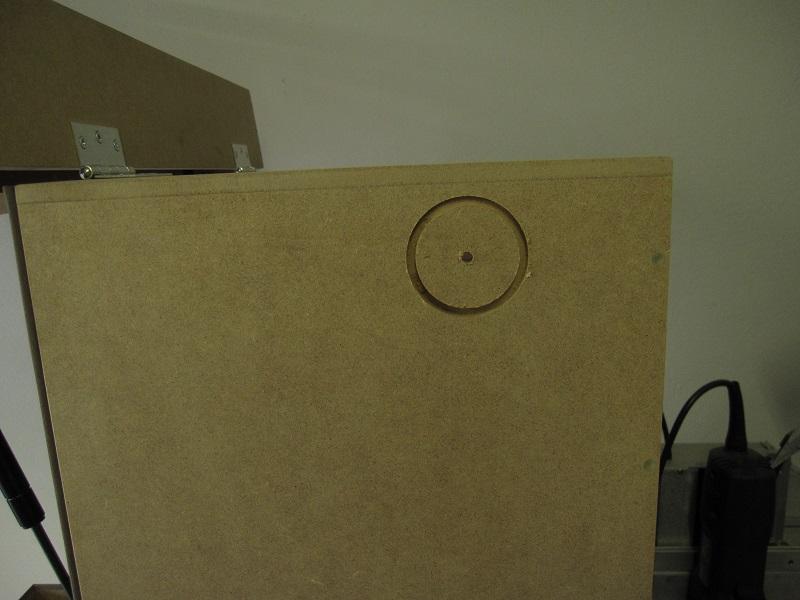 [Réalisation] Cabine insonorisée pour CNC... le sonomètre est de sortie - Page 2 Img_0548