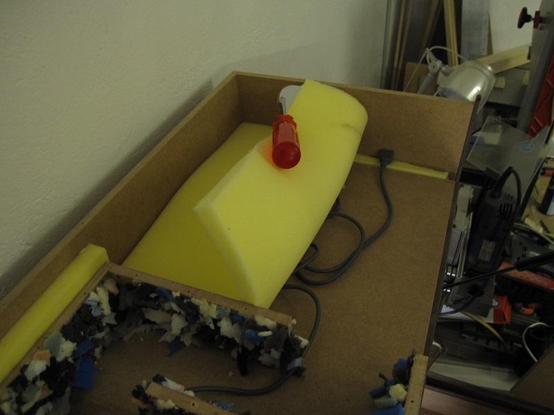 [Réalisation] Cabine insonorisée pour CNC... le sonomètre est de sortie - Page 2 Img_0560