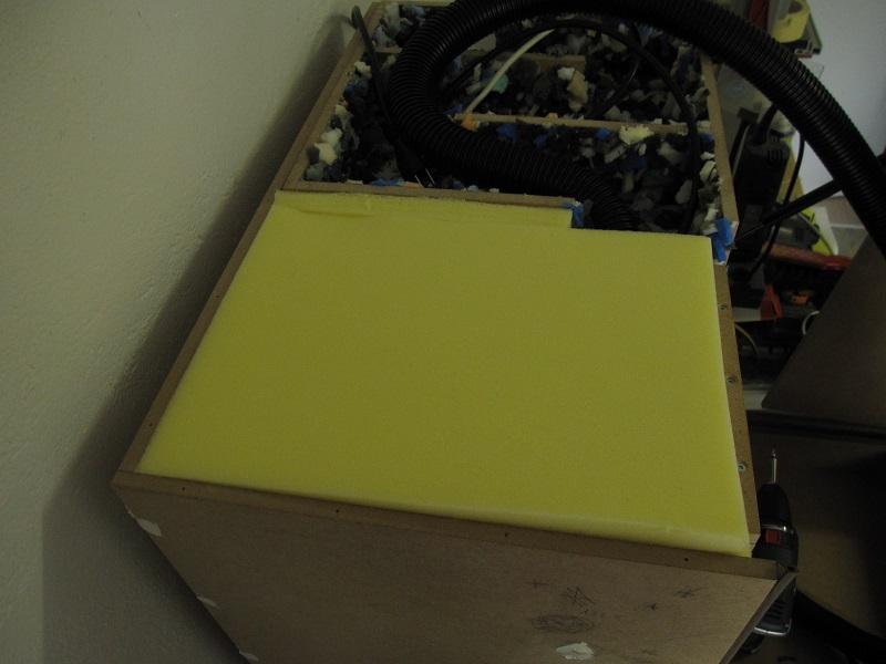 [Réalisation] Cabine insonorisée pour CNC... le sonomètre est de sortie - Page 2 Img_0567