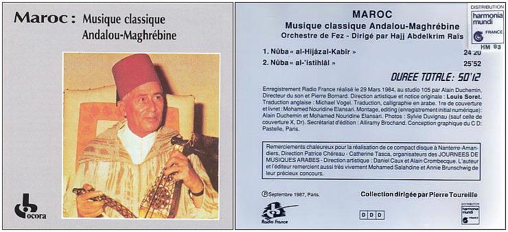 Musiques traditionnelles : Playlist - Page 9 A_rais10