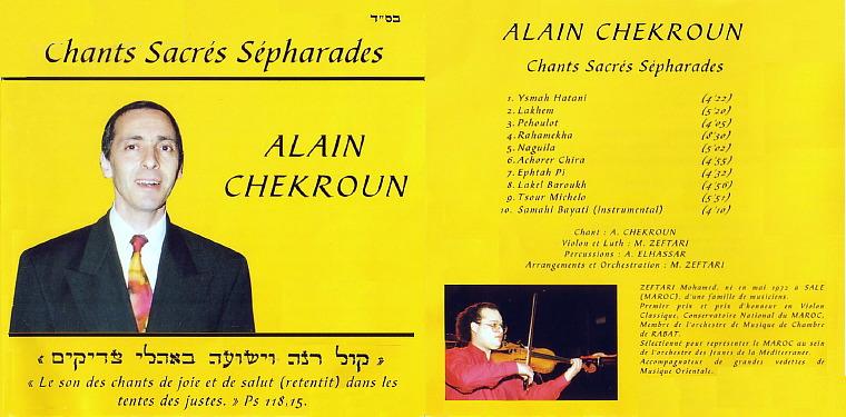 Musiques traditionnelles : Playlist - Page 5 Achekr10