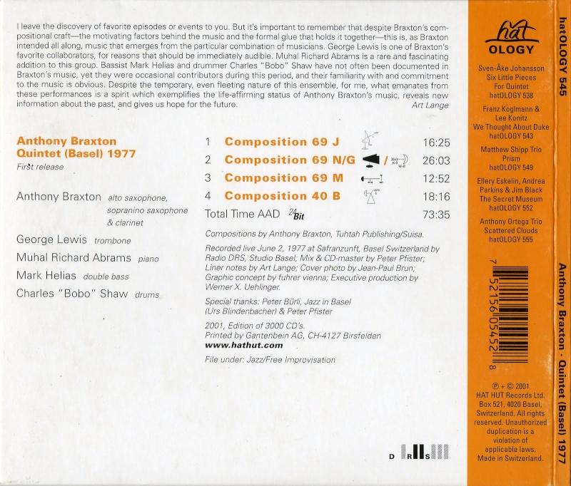 [Jazz] Playlist - Page 10 Back10