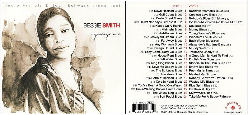 [RnB/Blues] Playlist - Page 2 Bessie10