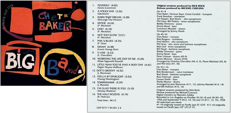 [Jazz] Playlist - Page 3 Chetbb10