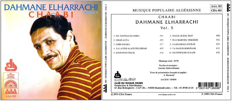 Musiques traditionnelles : Playlist - Page 5 Dahman10