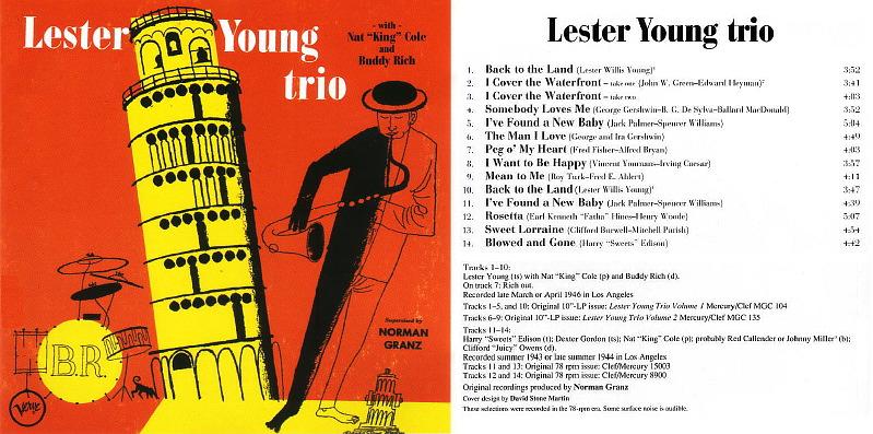 [Jazz] Playlist - Page 13 Lester13