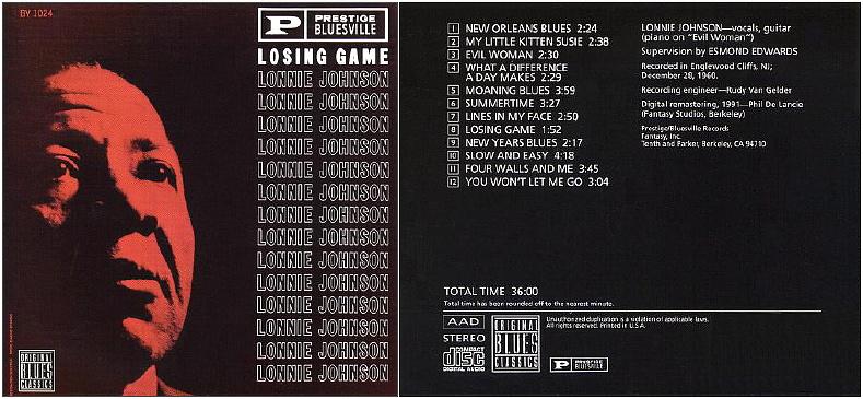 [RnB/Blues] Playlist - Page 2 Lonnie10