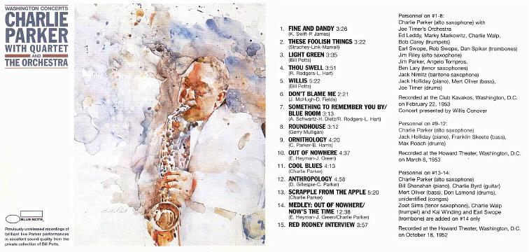 [Jazz] Playlist - Page 3 Parker13