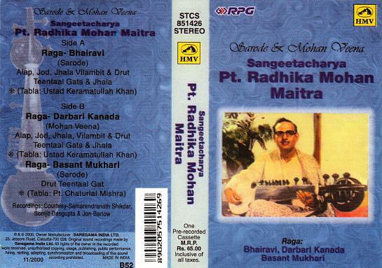 Musiques traditionnelles : Playlist - Page 6 Radhik10