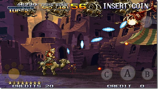 Metal Slug Camel10