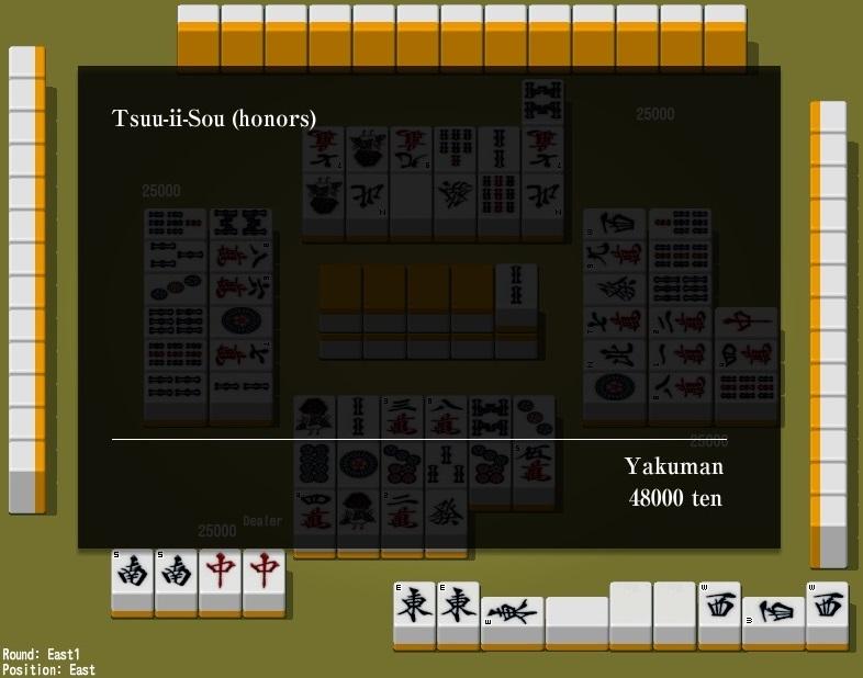 Quelques mah-jong sympathiques Yakuma12
