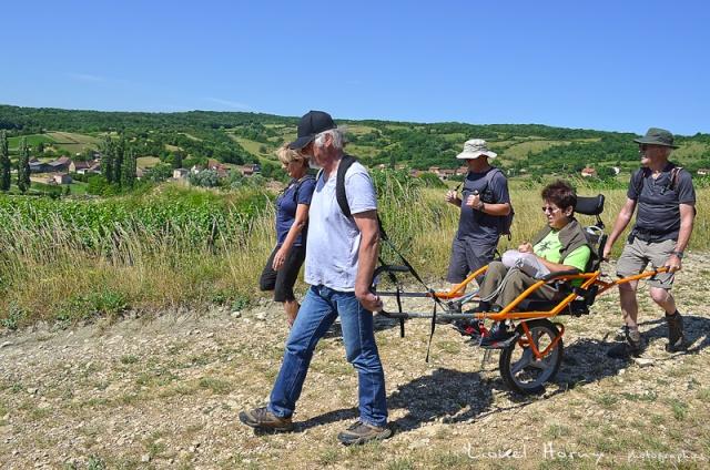 Randicap Solidaire 71 sur le Chemin des Cadeules Dsc_0019
