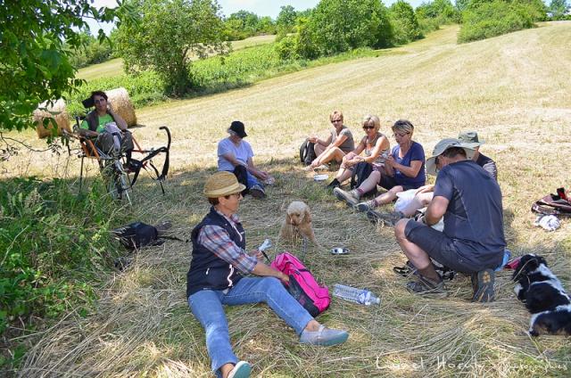 Randicap Solidaire 71 sur le Chemin des Cadeules Dsc_0112