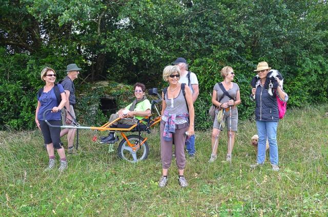 Randicap Solidaire 71 sur le Chemin des Cadeules Dsc_0131