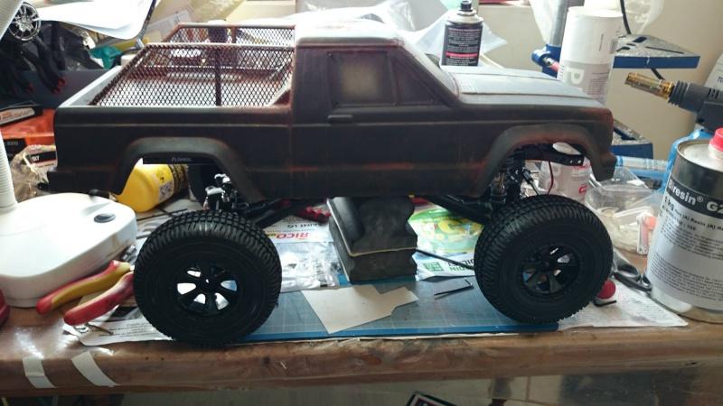 Jeep Comanche 10553710