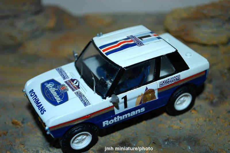 Rothmans Service vans Range11