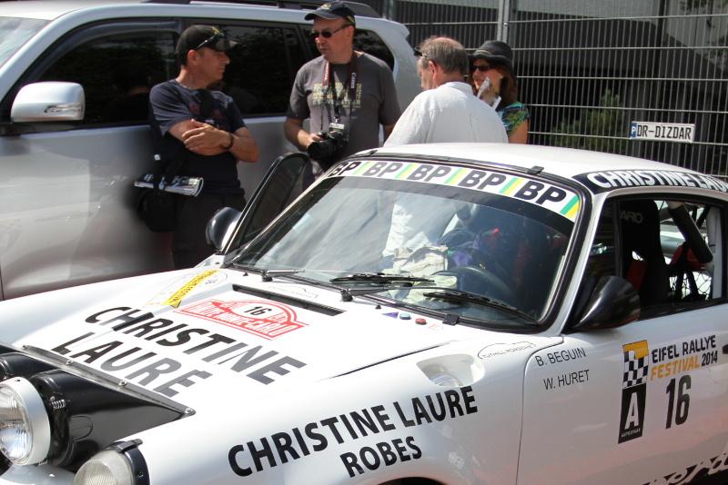 Eifel Rallye Festival 2014 Sal10