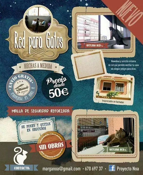 Mosquiteras y redes para las ventanas y cómo proteger a nuestros gatos - Página 9 06113