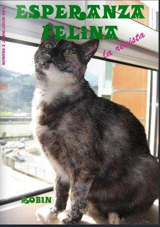 Revista Esperanza Felina. Octavo Número Namero10