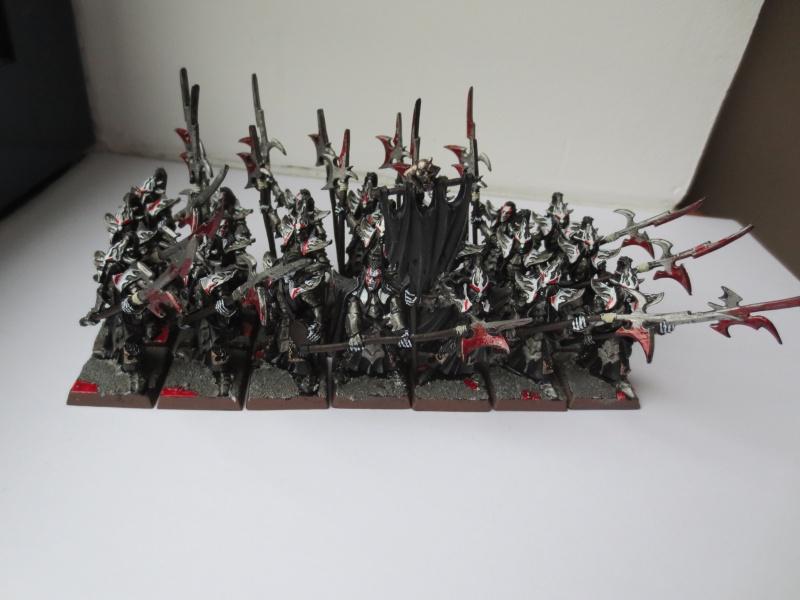 [Elfes Noirs] la Légion de la Succube Noire Gardes10