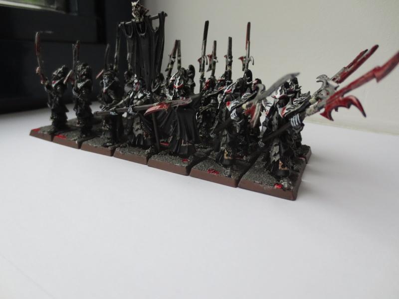[Elfes Noirs] la Légion de la Succube Noire Gardes12