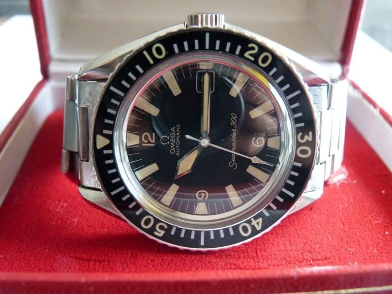 rolex - Le match du mois de septembre 2014 : Rolex 5513 face à Omega Seamaster 300 (le duel des mamies) 13503910