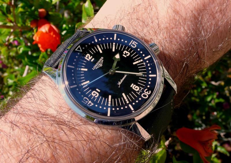 Votre montre doit-elle donner la date? Longin10