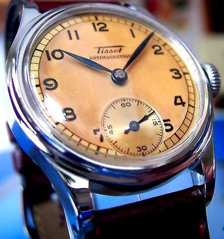 Quelle est votre montre la plus vieille ? - Page 2 Tissot10