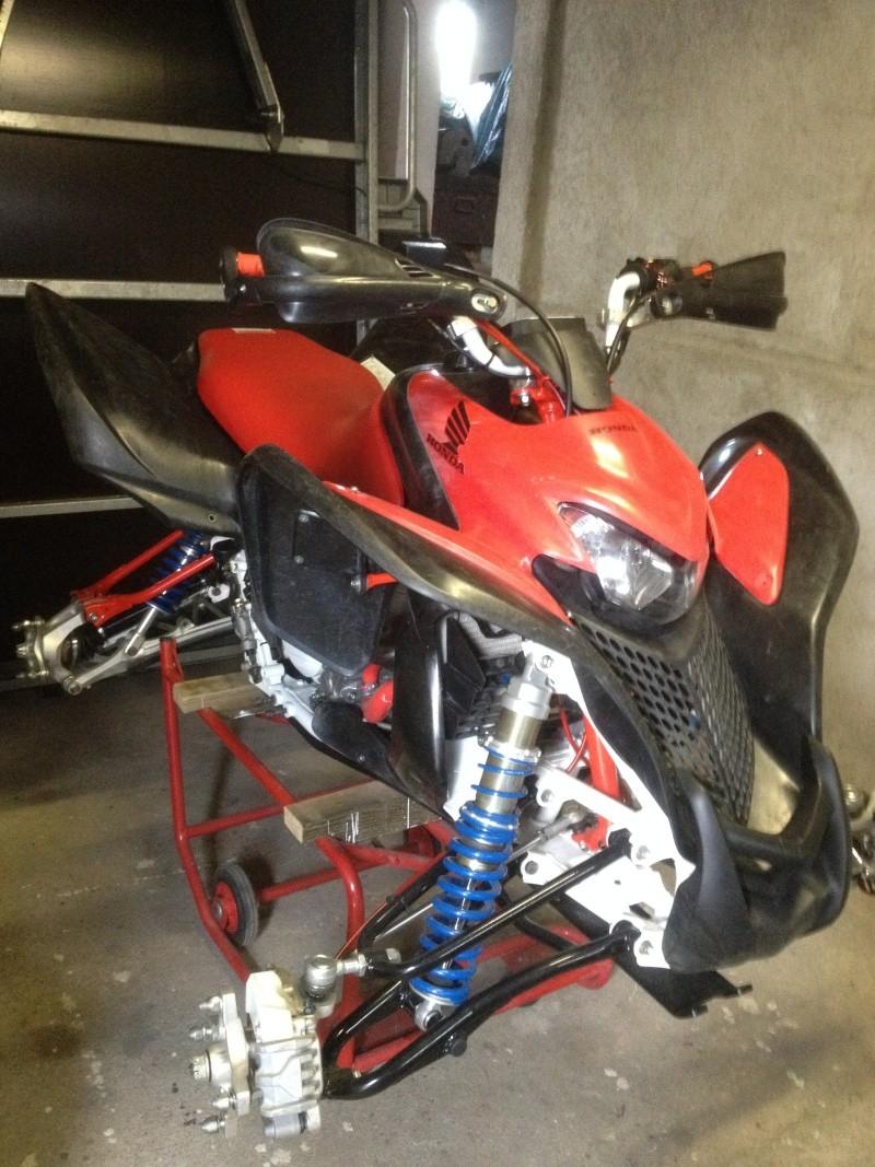 HONDA 700 TRX 25310