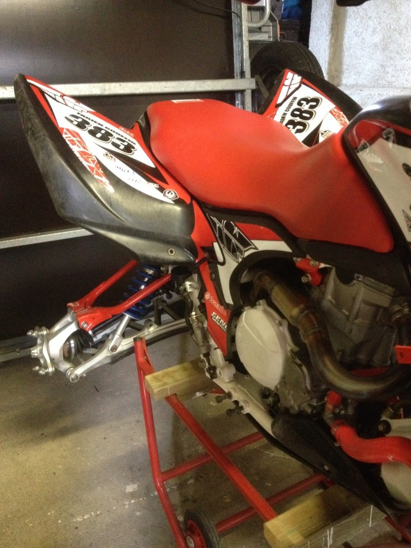 HONDA 700 TRX 25710