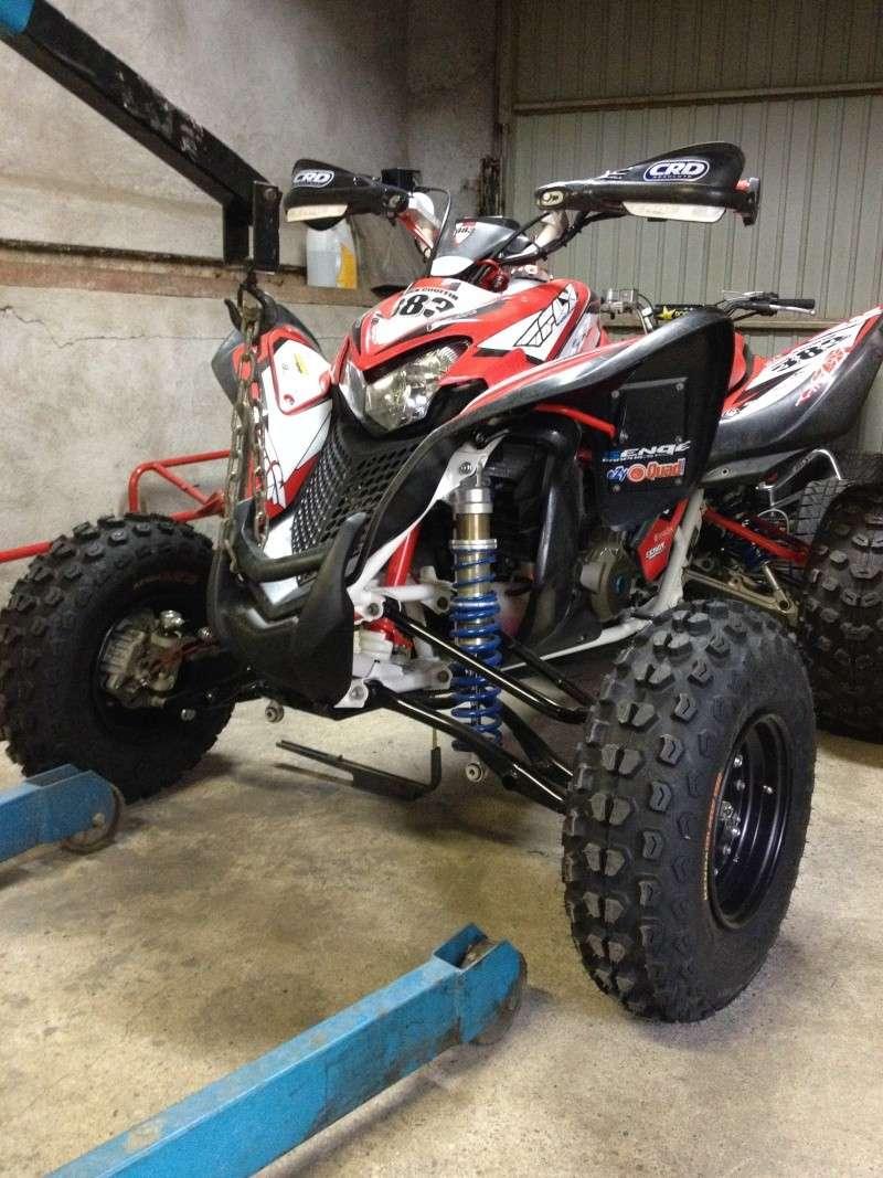 HONDA 700 TRX 28010