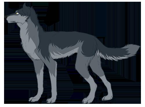 Les Designs de personnages (Libre Service) Canine10
