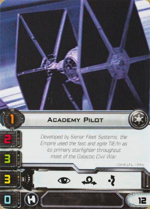 [X-Wing] Die Promokarten-Übersicht Academ10